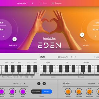 Beatkmaker Eden 2