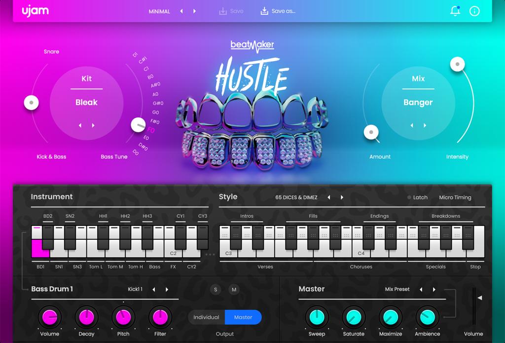 Beatkamer Hustle