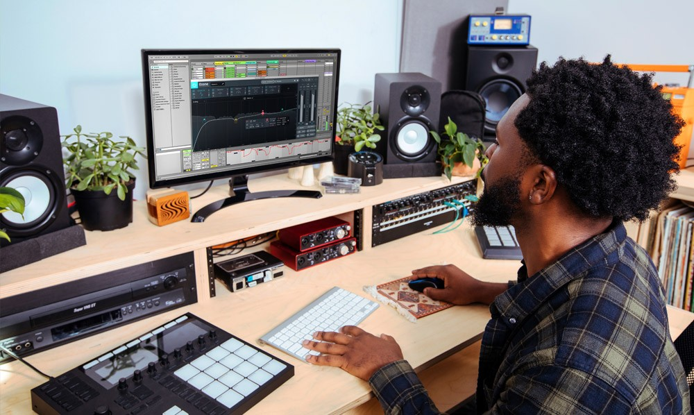 Music Production Suite