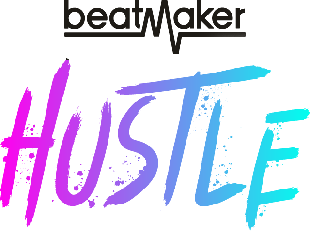 Beatmaker Hustle Logo