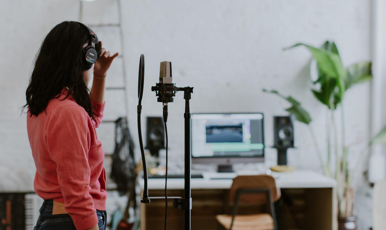 Mixare la voce