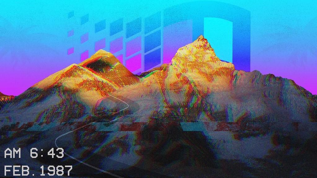 Musica estetica Vaporwave
