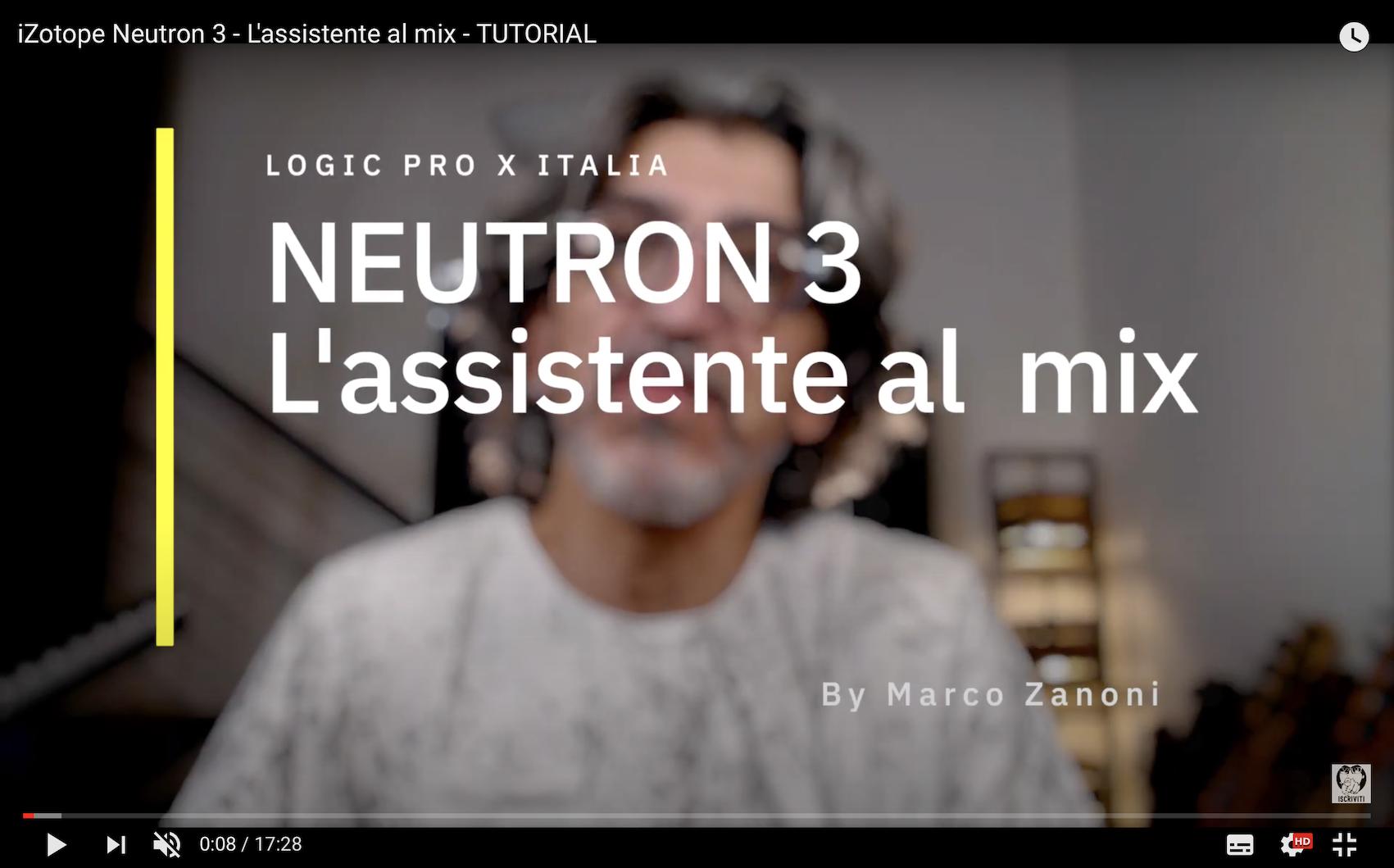 iZotope Neutron 3 Tutorial
