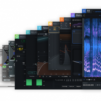 iZotope Post Production Suite 5