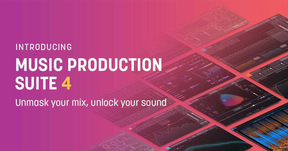 Music Production Suite 4  Launch