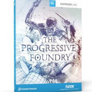 progressive foundry sdx