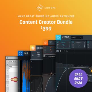 content creator bundle