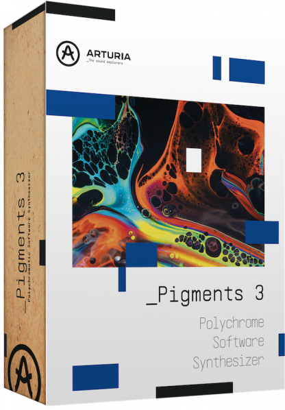 Arturia Pigments 3 pack